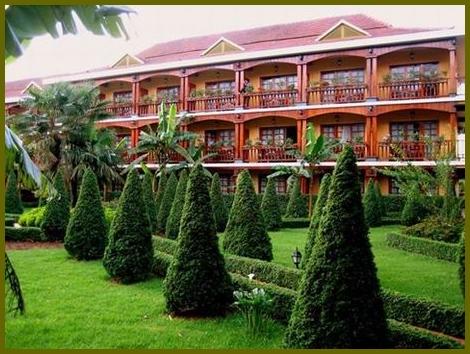 Sapa Bamboo Hotel